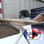 ФОТО: Bombardier во Внуково-3 презентует новый бизнес-джет Global 5500
