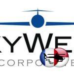 SkyWest теряет пассажиров