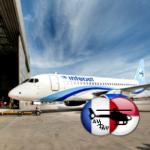 Interjet приземлила Superjet