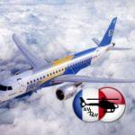 Embraer 190-E2 получил сертификаты ANAC, EASA и FAA
