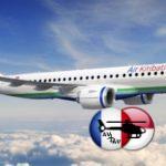 Embraer 190-E2 уберут Фиджи из внутренних рейсов в Кирибати