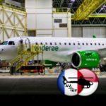 Widerøe получила первый в мире Embraer E-Jet E2