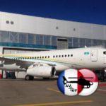 ФОТО: До RUBAE впервые долетел Sukhoi Business Jet иностранного оператора
