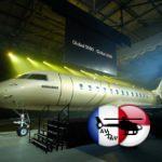 Bombardier расширит линейку бизнес-джетов Global двумя моделями