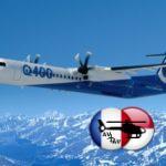 Bombardier продаёт программу Q400