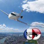 Challenger 350 сертифицирован для посадки по крутой глиссаде