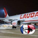 Airbus A320 австрийской Laudamotion прервал разбег из-за отказа двигателя