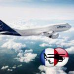 Lufthansa представила новый дизайн