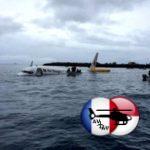 Boeing 737-800 утонул в Микронезии